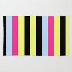 Bertie Bassett Stripes Pattern Rug