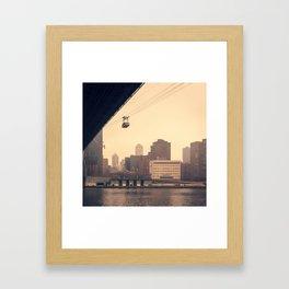 roosevelt view… Framed Art Print