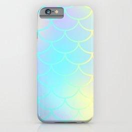 Rainbow Mermaid iPhone Case