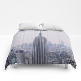 Empire State Building – New York City Comforters