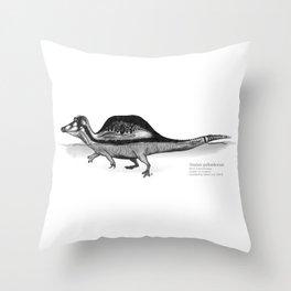 Oxalaia quilombensis Throw Pillow