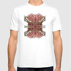 Candy Time! Mens Fitted Tee White MEDIUM