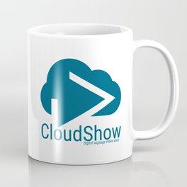 CloudShow (blue logo) Coffee Mug