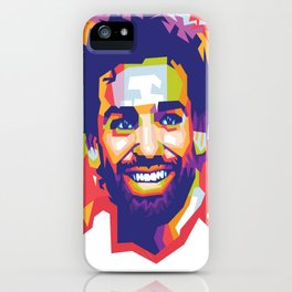 Mohamed Salah LFC iPhone Case