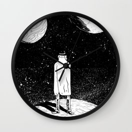 Outlier Wall Clock