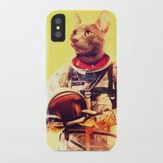 Captain Cat iPhone X Slim Case