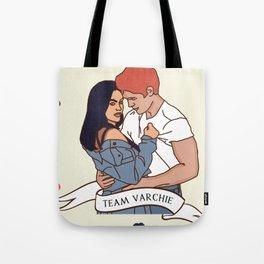 #teamVarchie Tote Bag