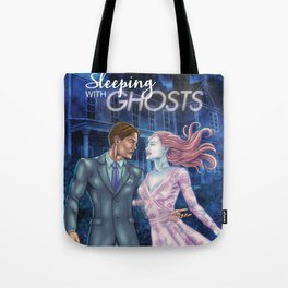 Sleeping With Ghosts Tote Bag