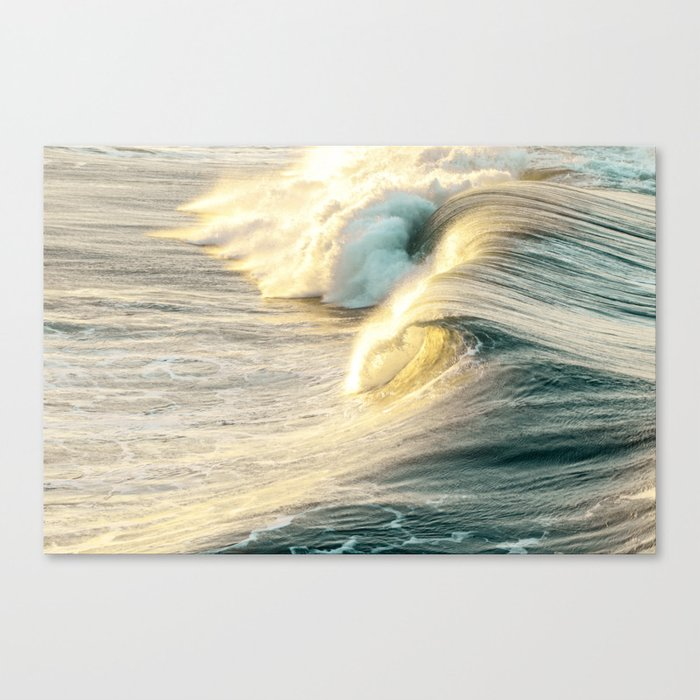 Nautical Crash Canvas Print
