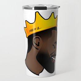 King of LA Travel Mug