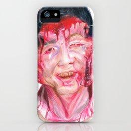 Jesus Wept iPhone Case