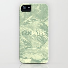 Canmore iPhone Case