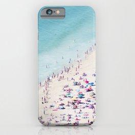 beach - summer love iPhone Case