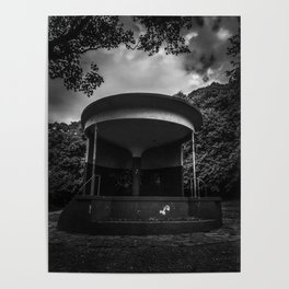 mono bandstand Poster