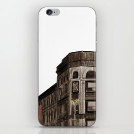 RODIER BUILDING iPhone Skin