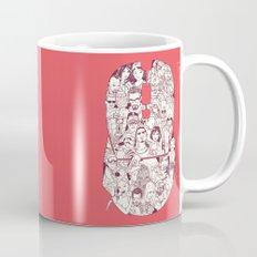 Adulthood Mash-Up Mug