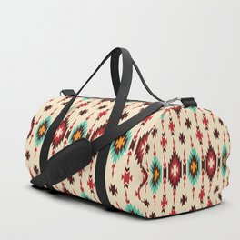 American Native Pattern No. 103 Duffle Bag