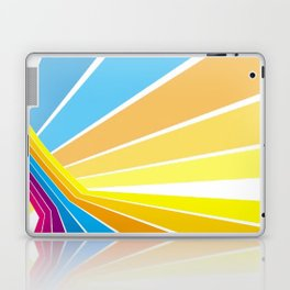 Stripes universe Laptop & iPad Skin