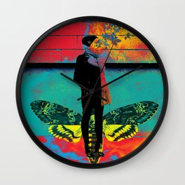 Danaus Wall Clock