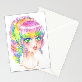 A Rainbow Doll 0824 Stationery Cards