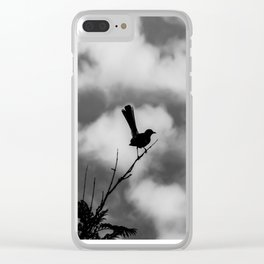 Mock Clear iPhone Case