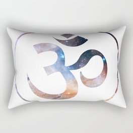 Om stars symbol Rectangular Pillow