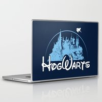 hogwarts Laptop & iPad Skins featuring HOGWARTS by Bilqis