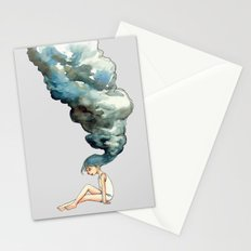 Fluid Mind Stationery Cards