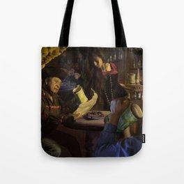 Pirate Cavern Tote Bag
