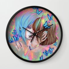 In Time Wall Clock
