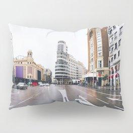 Madrid - Gran Via Pillow Sham