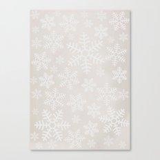 Winter Wander Canvas Print