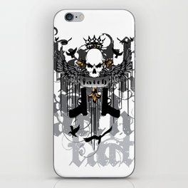 Faith iPhone Skin
