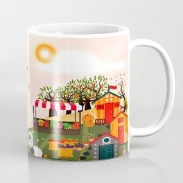 Loungin Coffee Mug