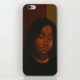 Lisa iPhone Skin