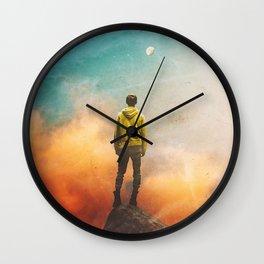 So Far From Me Wall Clock