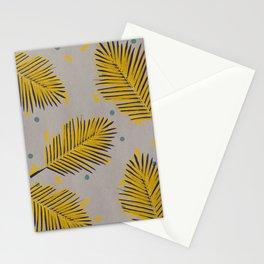Palm leaf 1 Stationery Cards