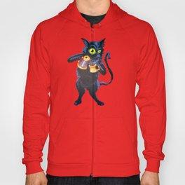 Ryan & Molly's Cat: Harry Hoody