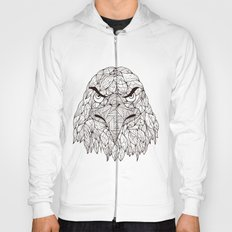 Lined Eagle Hoody