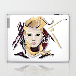 Queen Lagertha Laptop & iPad Skin