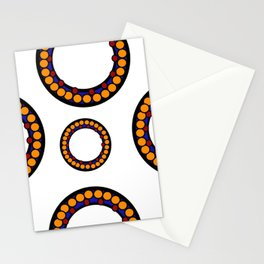 Pattern: Nubia II Stationery Cards