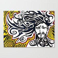 Accidenti Canvas Print