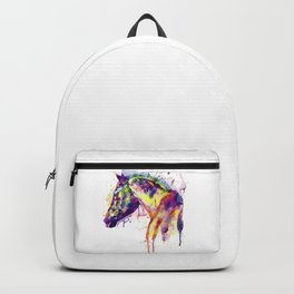 Majestic Horse Backpack