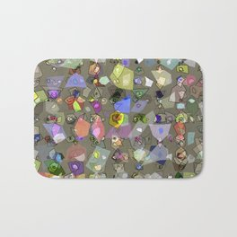 Candies from Strangers Bath Mat
