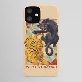 No Justice, No Peace iPhone Case