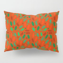 Mike and Ike Christmas Colors #candy Pillow Sham
