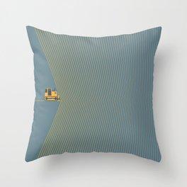 Marvin Heemeyer Throw Pillow