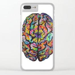 A Renewed Mind Clear iPhone Case