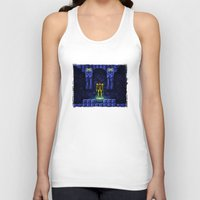 metroid Tank Tops featuring Metroid by likelikes