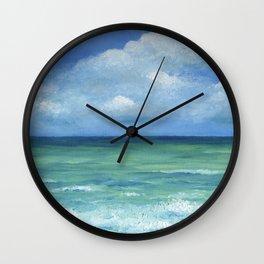 Sea View 273 ocean Wall Clock